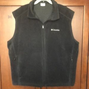 Columbia Fleece Vest l Size XXL
